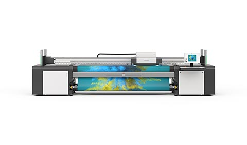 Asia Pacific Debut for swissQprint Roll to Roll Printer Karibu