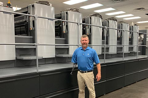 American Printing Company Invests in Complete Package from