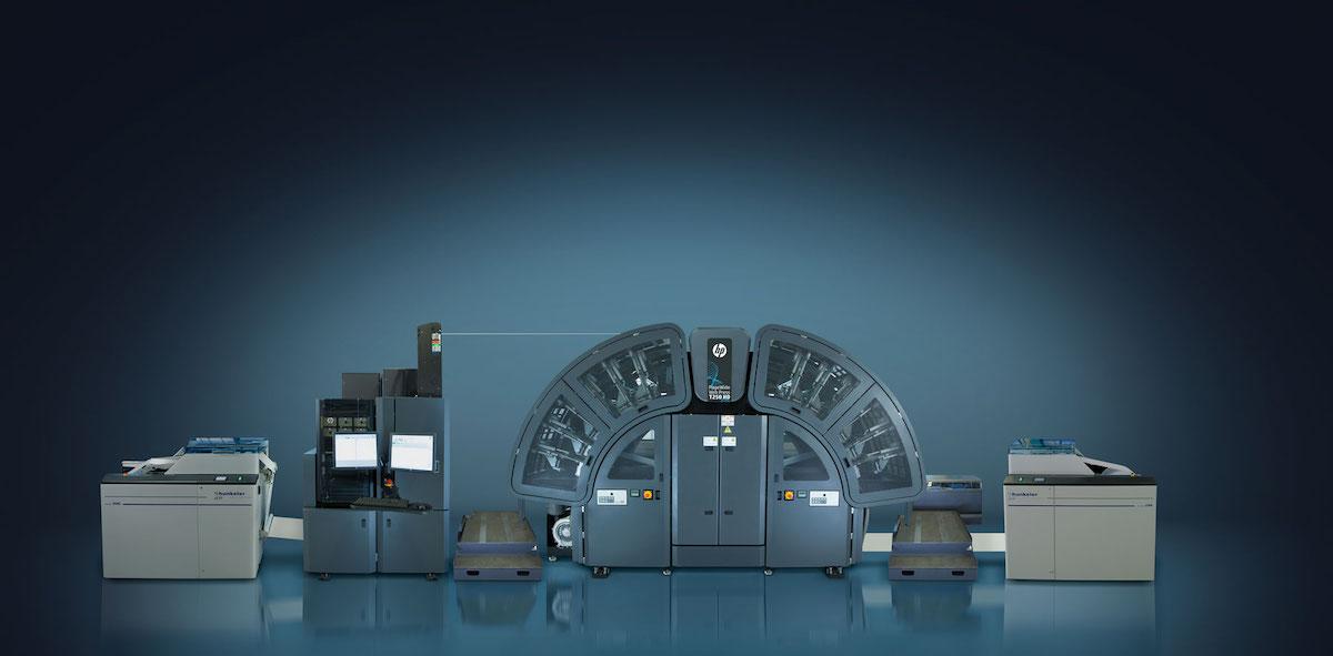 HP PageWide Industrial Web Presses