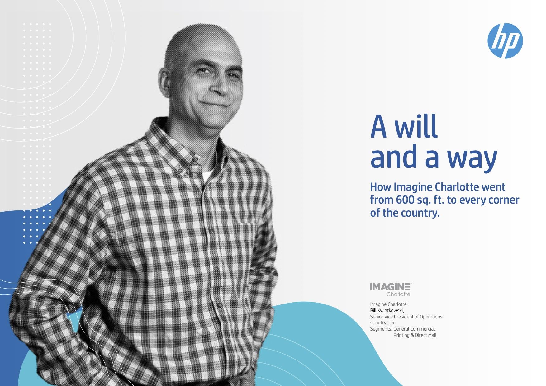HP PageWide Industrial Web Presses Customer Spotlight