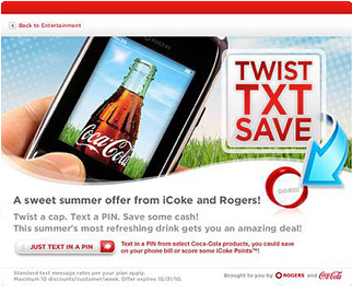 Twist Text and Save