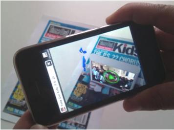 Mobile Magazine cover