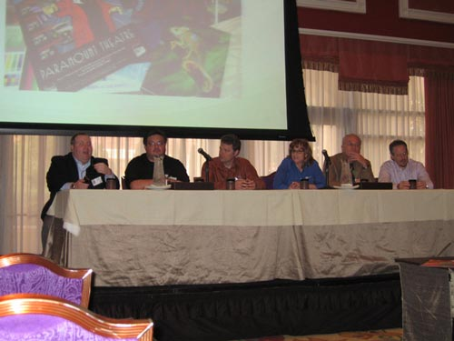 Print UV Conference featured a panel discussion on specialty substrates
