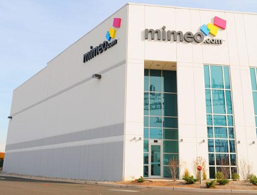 Mimeo.com Newark Print Technology Center