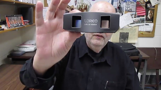 Video preview: Frank on Digitally Printed 3-D Images