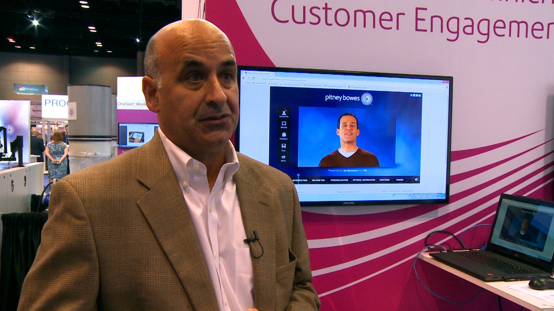 Video preview: Pitney Bowes's Ben Matarese on Multichannel Communications