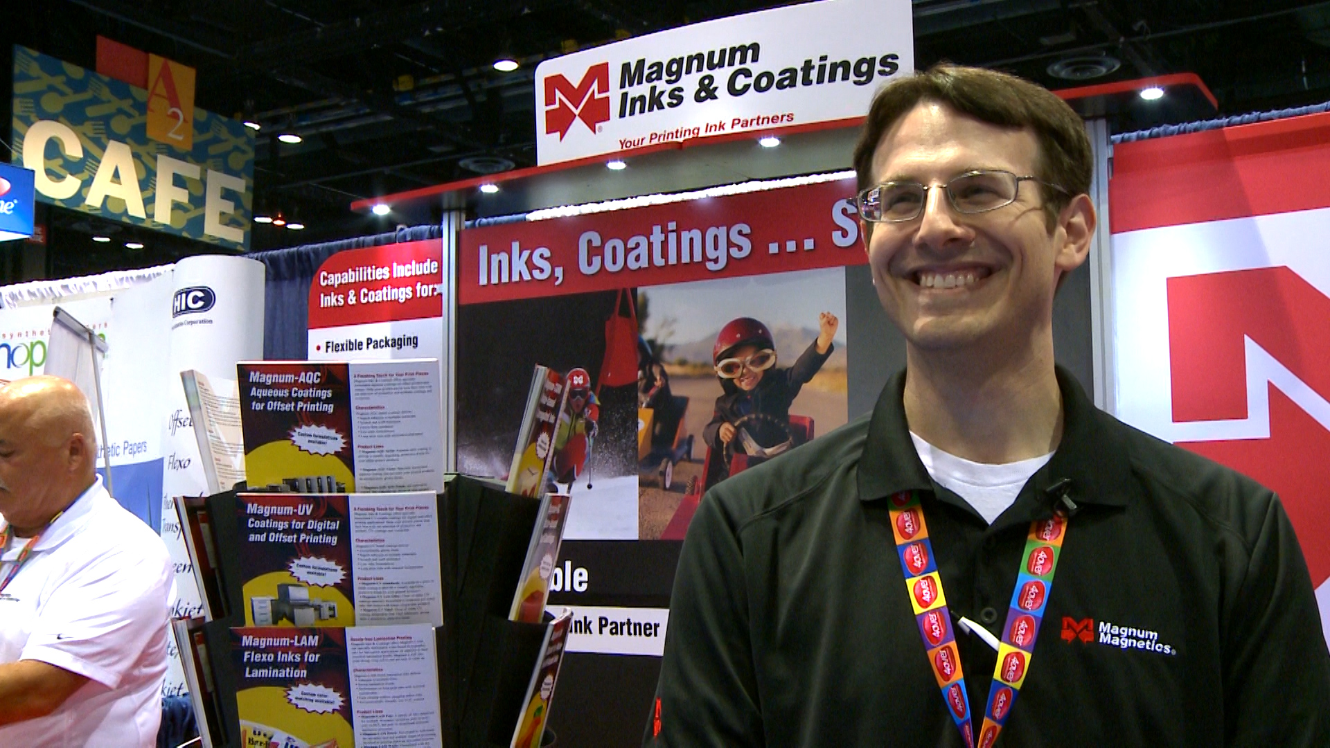 Video preview: Magnum Magnetics Demonstrates Post-Print Magnetizer