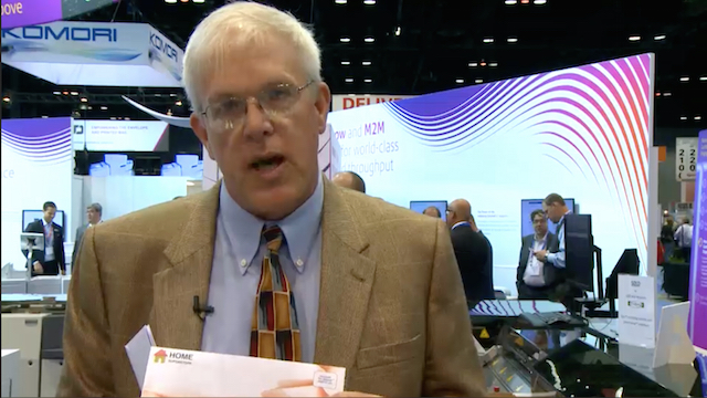 Video preview: Pitney Bowes's John Kline Previews the Epic Inserting Solution