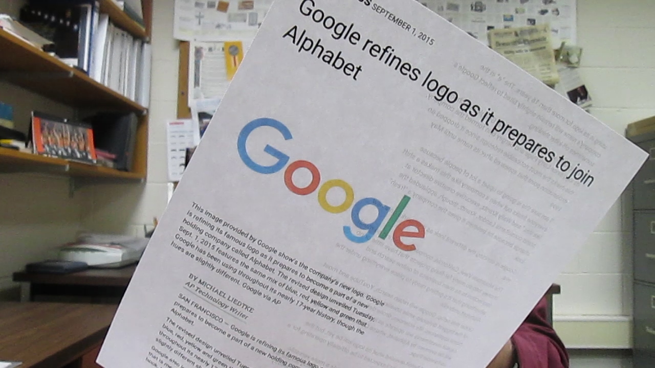 Video preview: Frank Romano Explores the New Google Logo