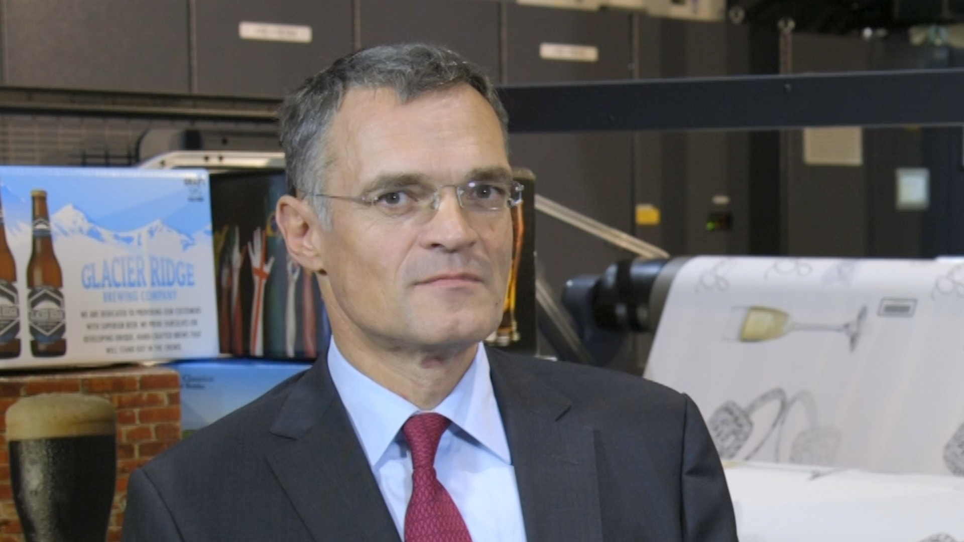 Video preview: KBA's Claus Bolza-Schünemann on Co-Creating the PageWide Web Press T1100S with HP