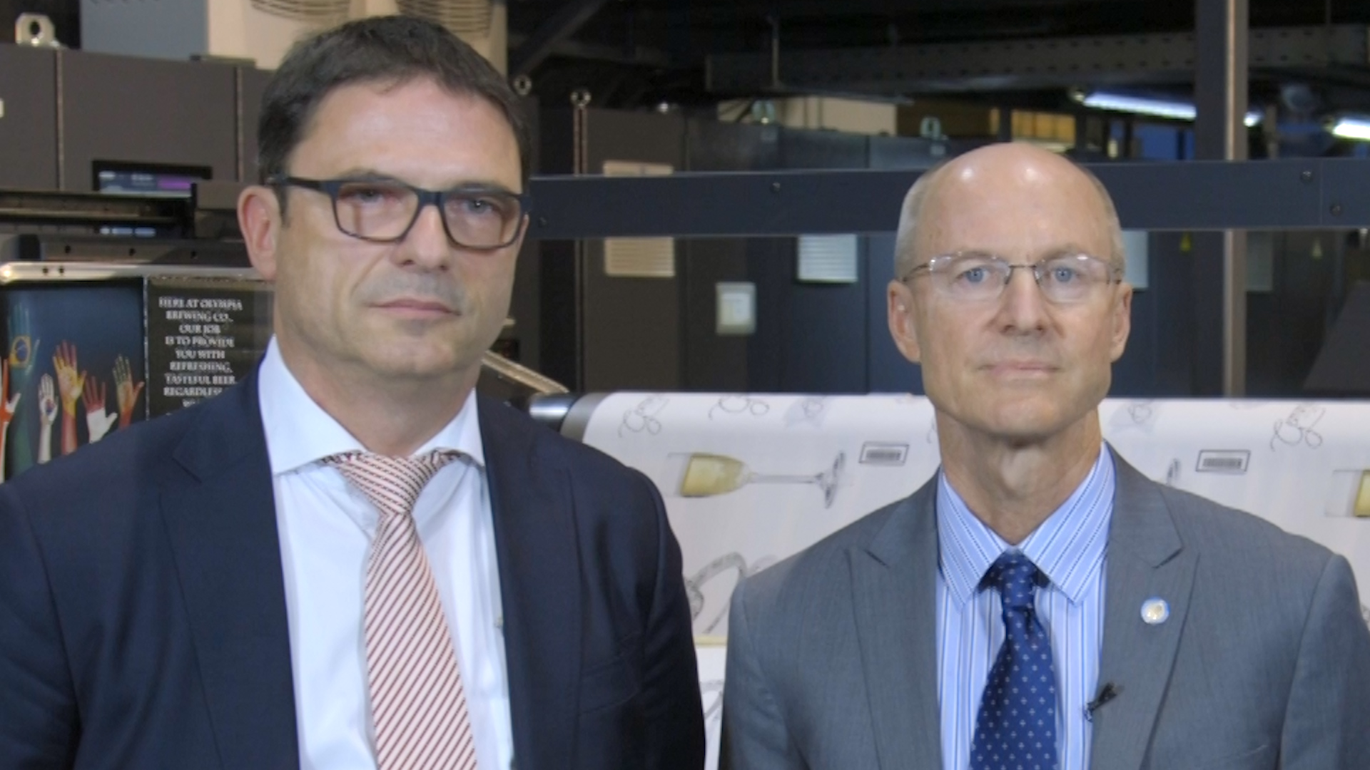 Video preview: A Power Partnership: How HP Inc. and KBA Will Bring the T1100S Inkjet Web Press to Market