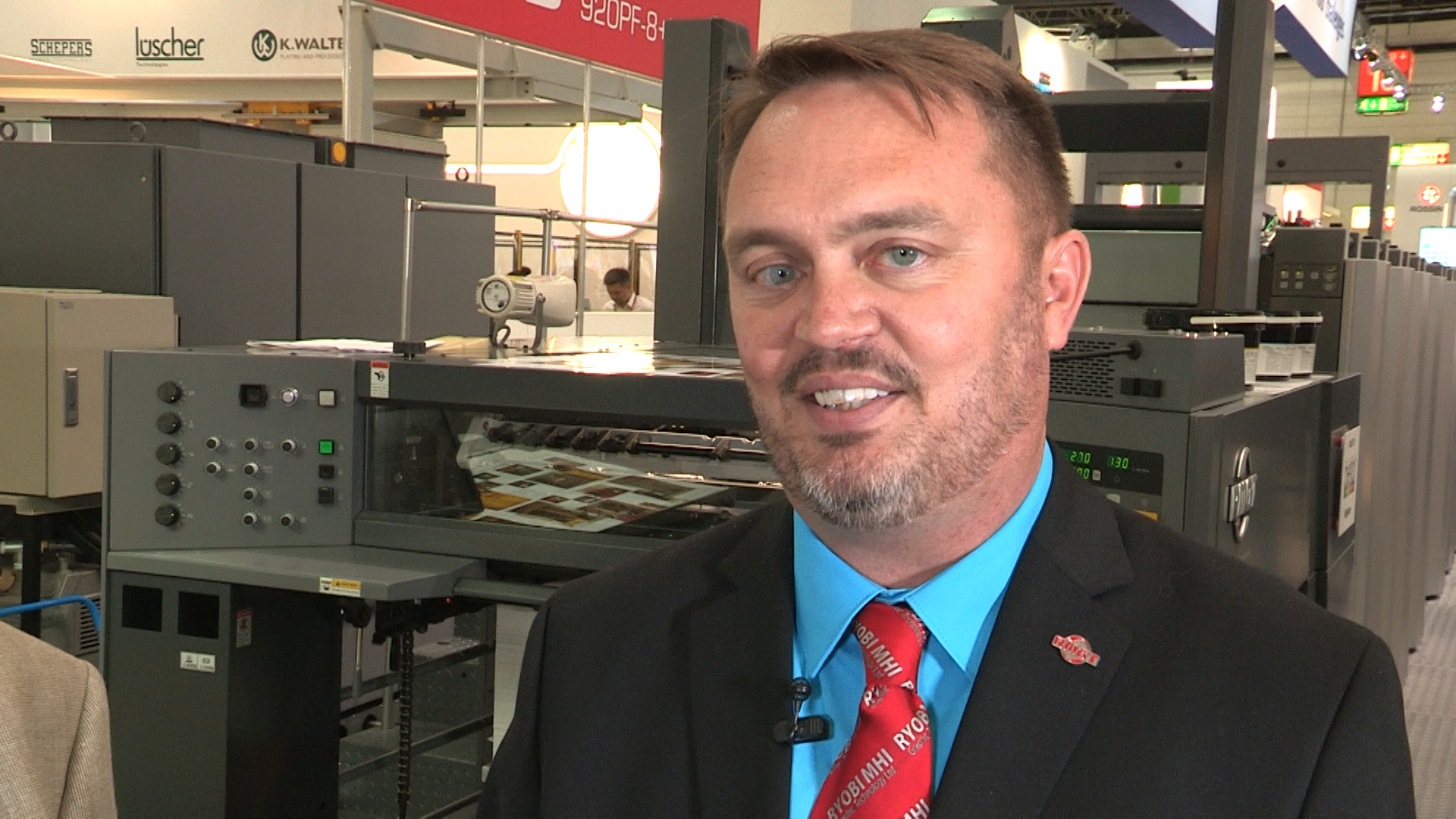 Video preview: RMGT Showcases New Offset Technology at drupa