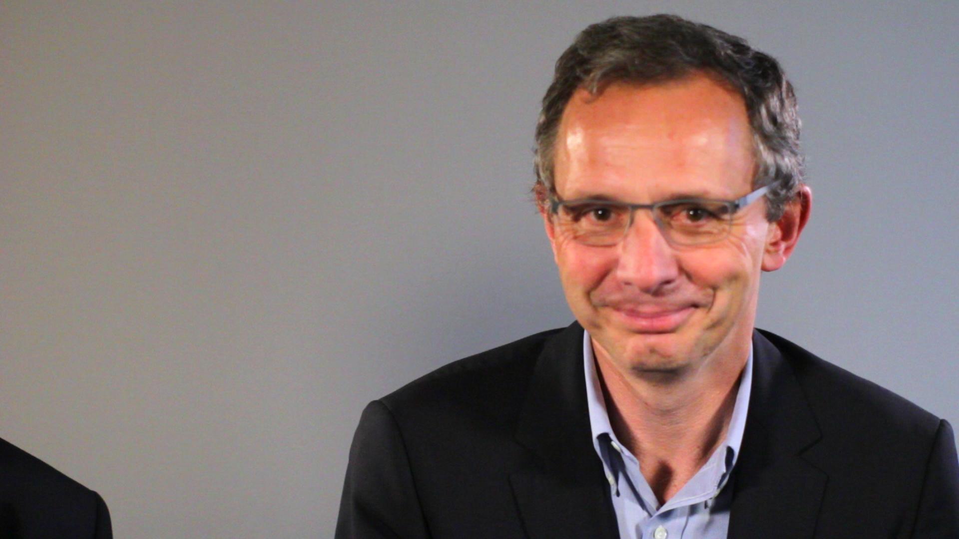 HP Inc.'s Enrique Lores Discusses Deals Closed at drupa 2016