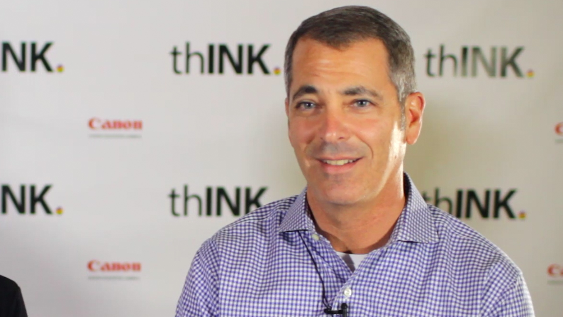 Video preview: Canon thINK: The importance of community in promoting industry growth