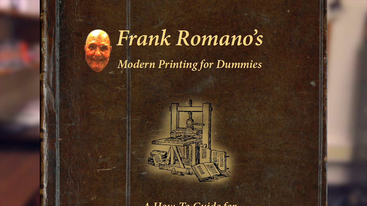 Video preview: Frank:  Converting Printed Books to Digital Form