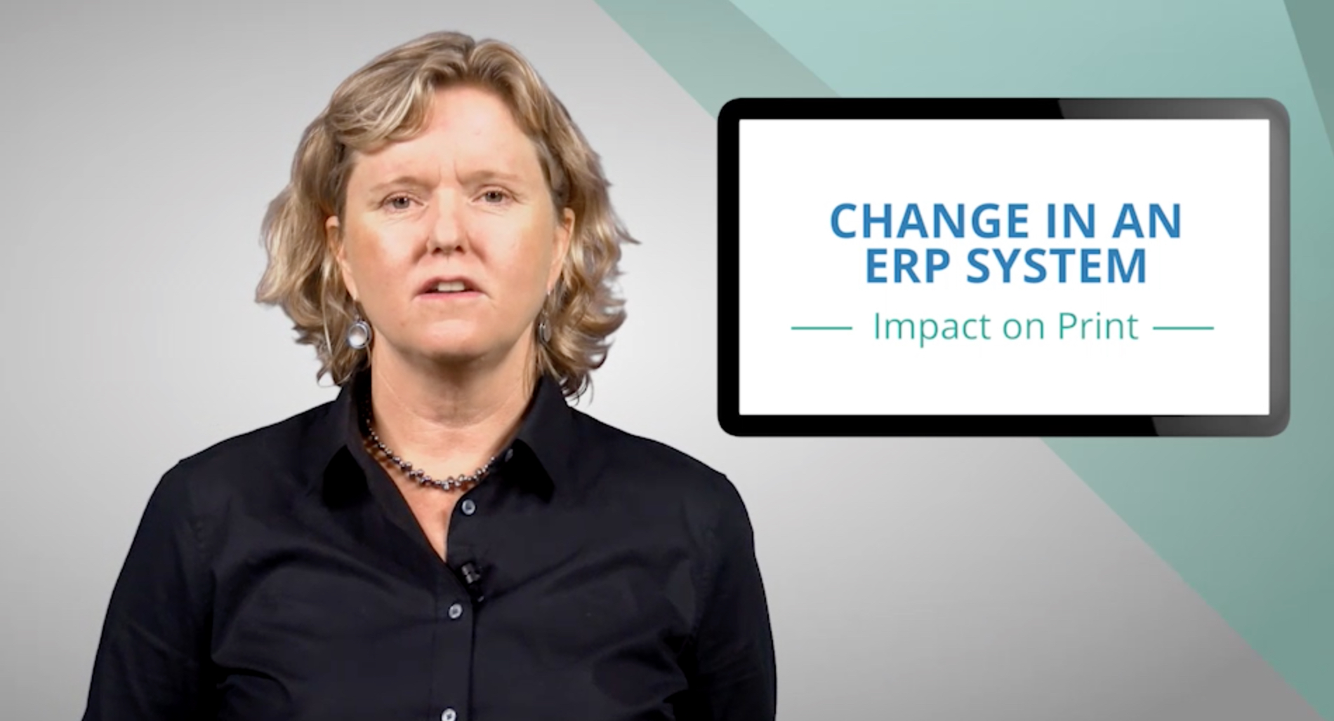 Video preview: Change Management in Print MIS