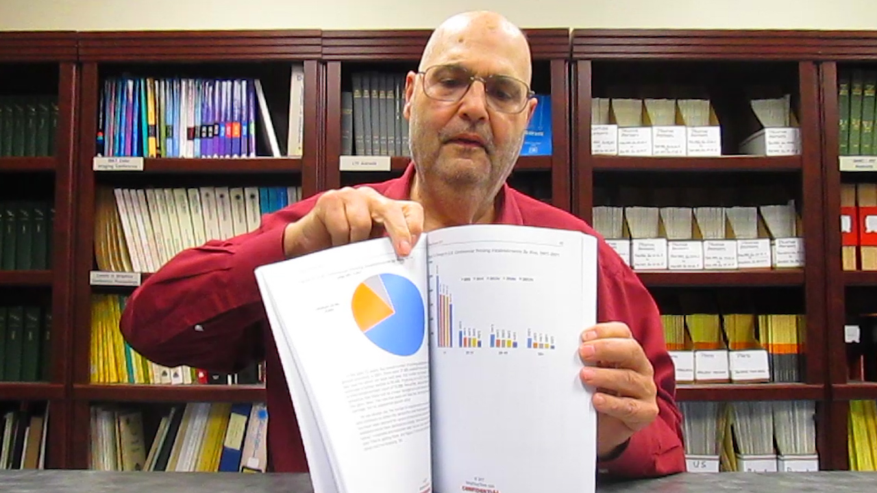 Video preview: Frank on Industry Research and WhatTheyThink's Printing Forecast