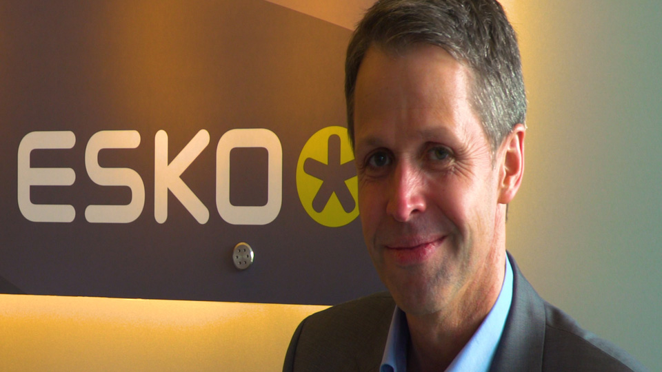 Video preview: Esko Receives Prestigious RedDot Design Award for Product Design