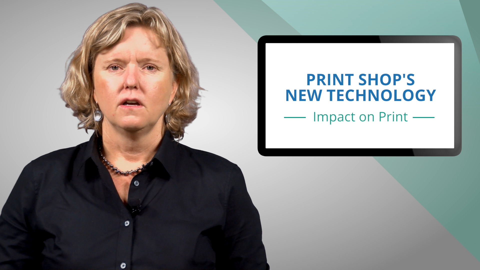 Video preview: New Software Technology Introduced to a Printer