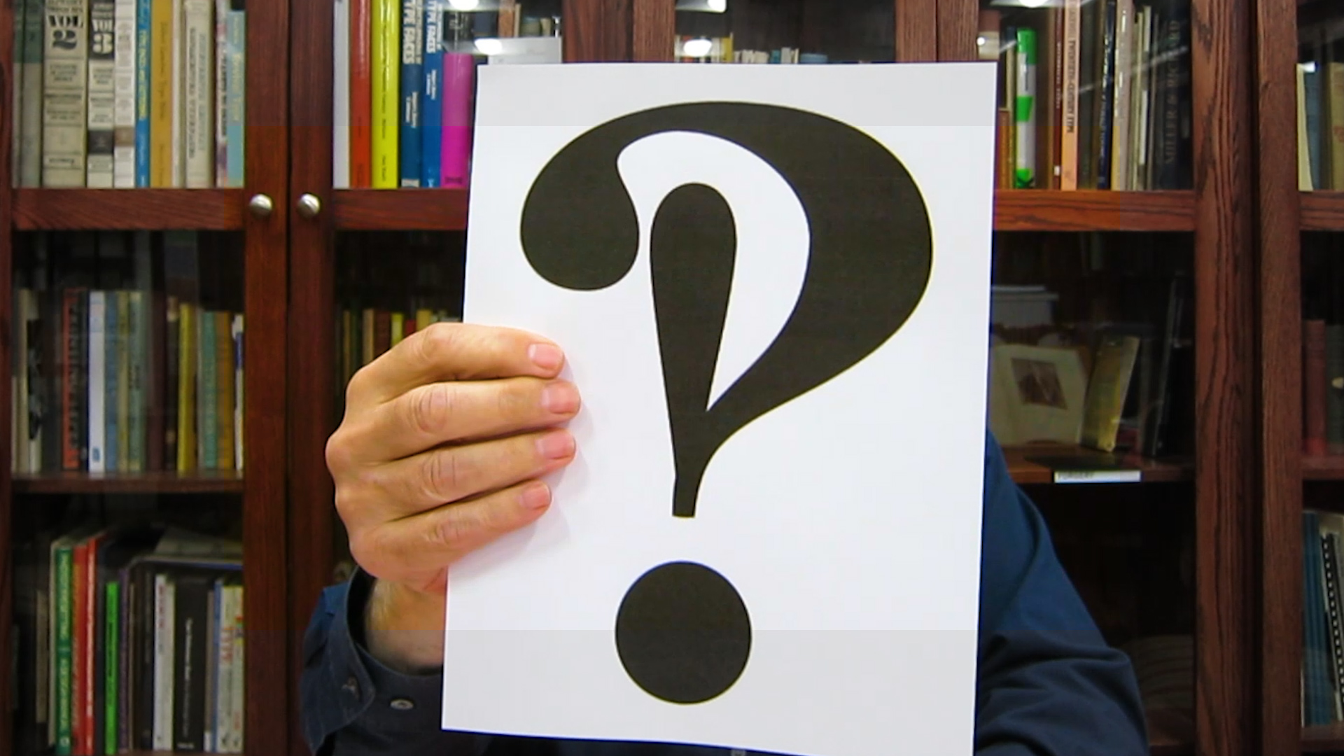 Video preview: Everything You Wanted to Know about the Bang & Interrobang