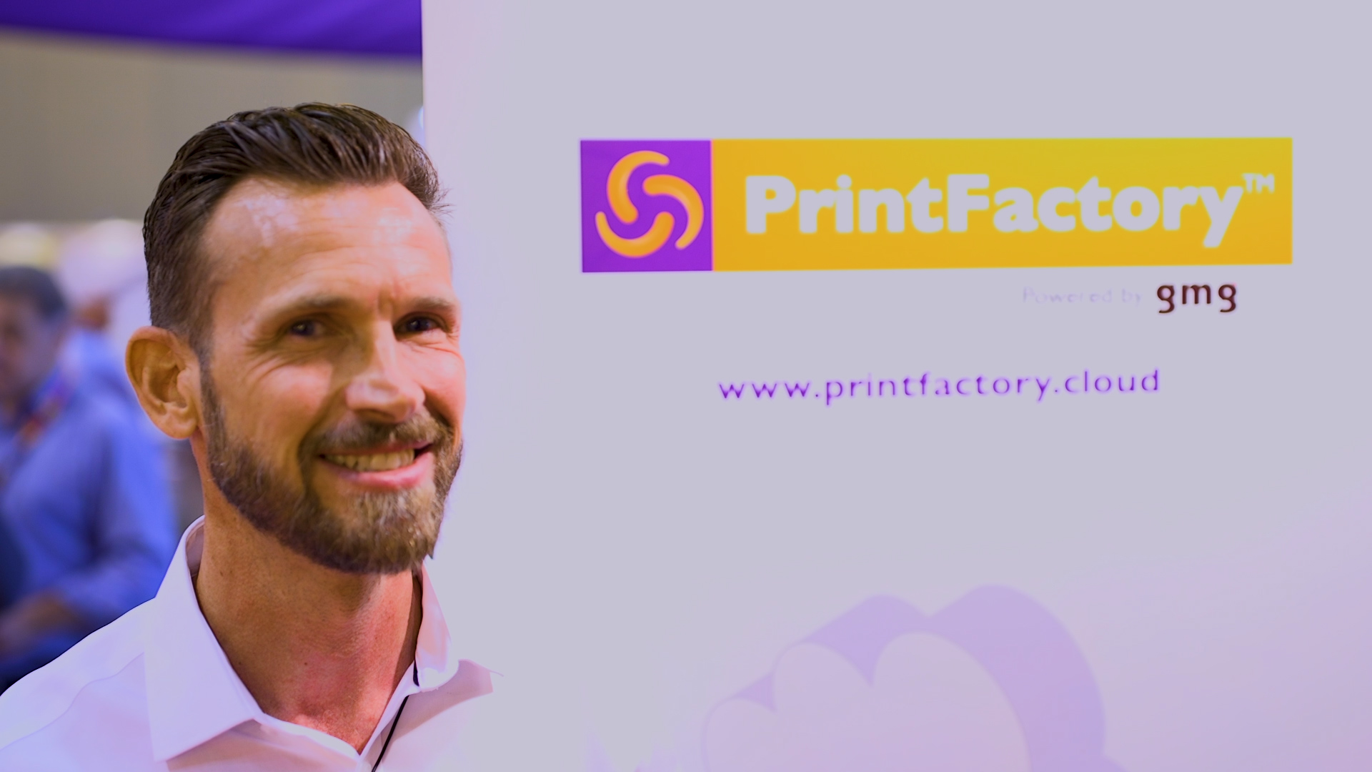 Video preview: GMG Shows off Color Server 5 and PrintFactory by GMG at SGIA 2017