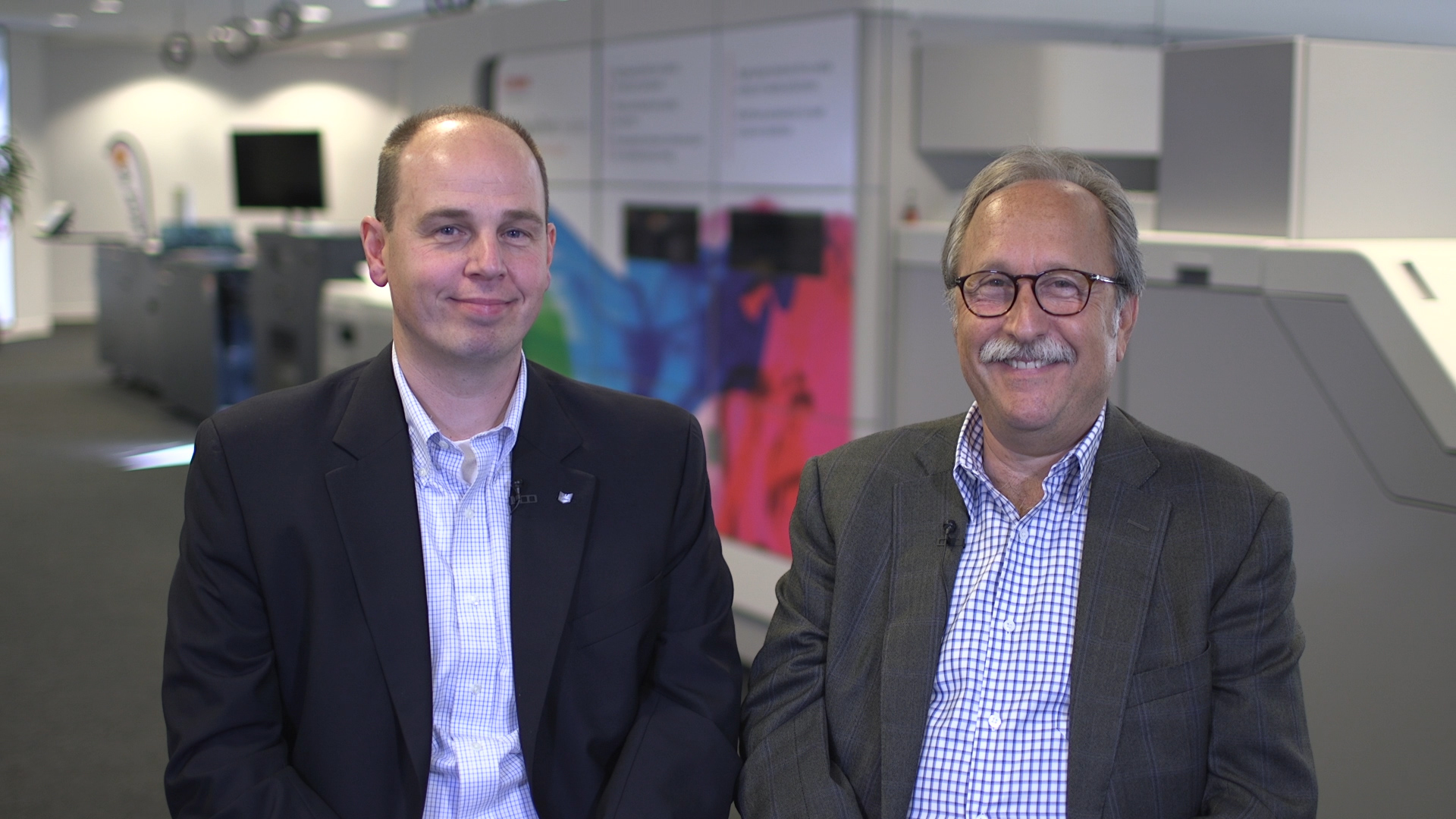 Video preview: Canon Solutions America Expands Inkjet Portfolio with Océ ProStream 1000