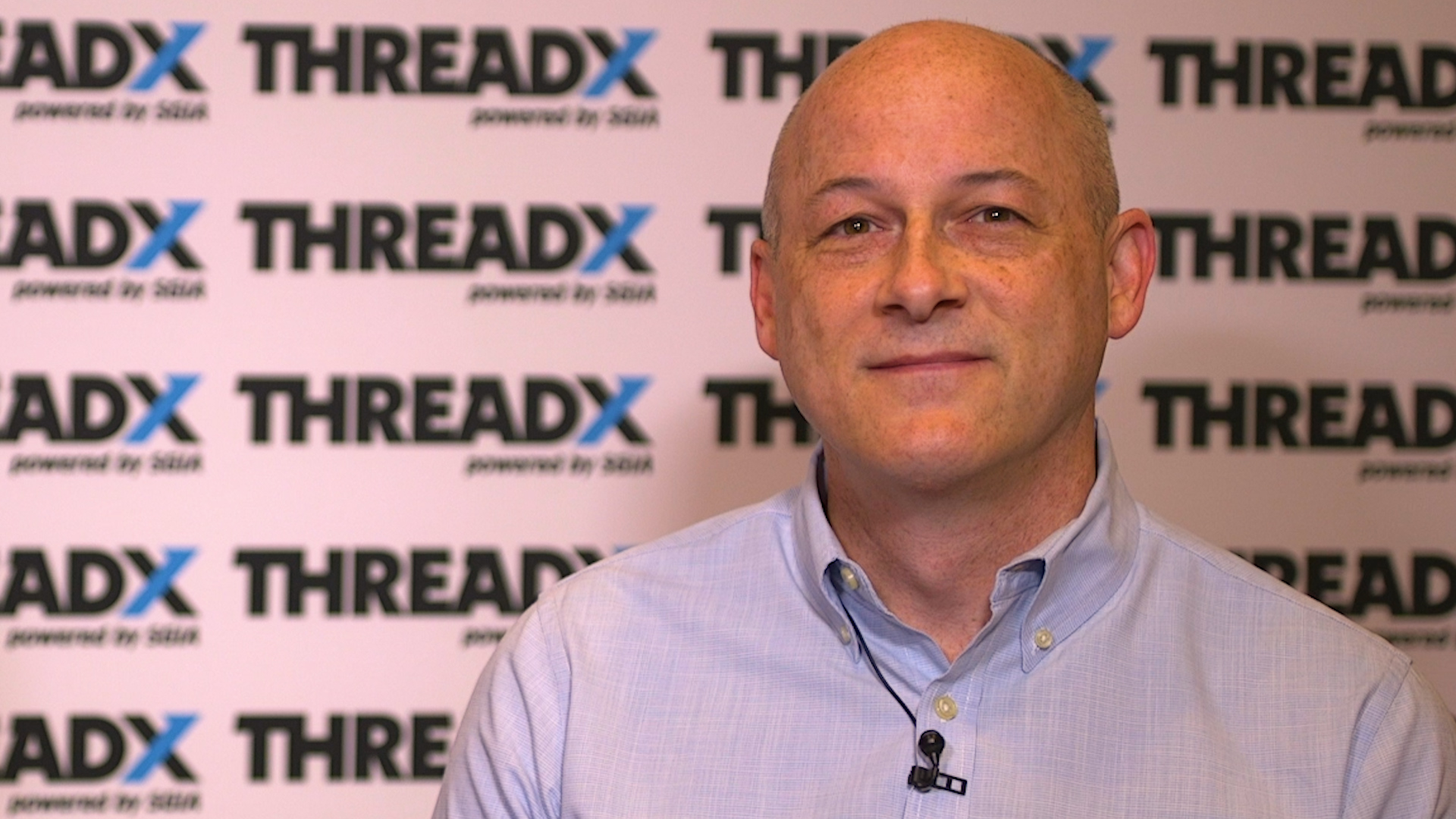 Video preview: ThreadX: A New Event for Garment Decorators