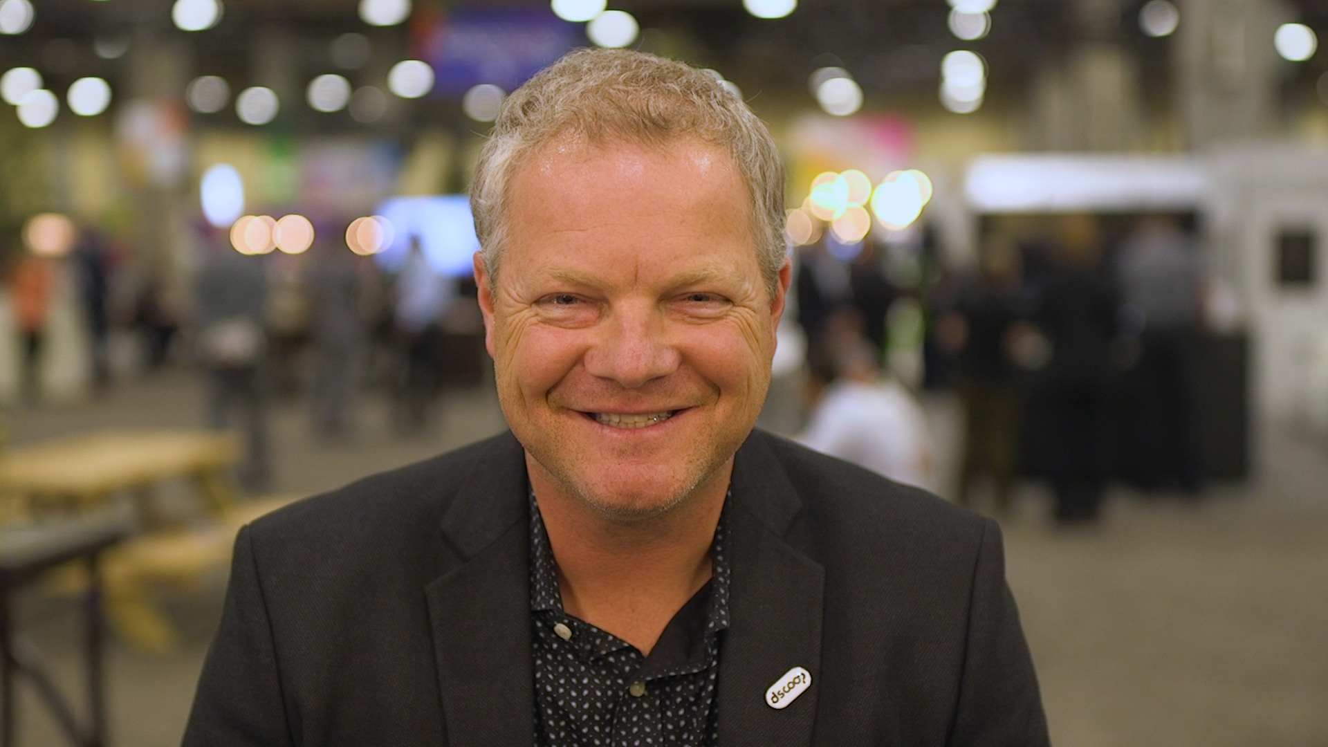 Video preview: Dscoop from Annual Event to Networking Platform