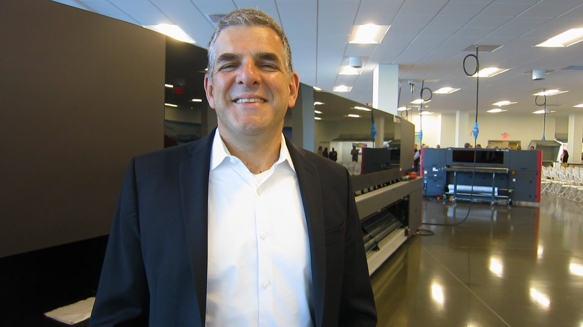 EFI Opens Massive New Inkjet Facility