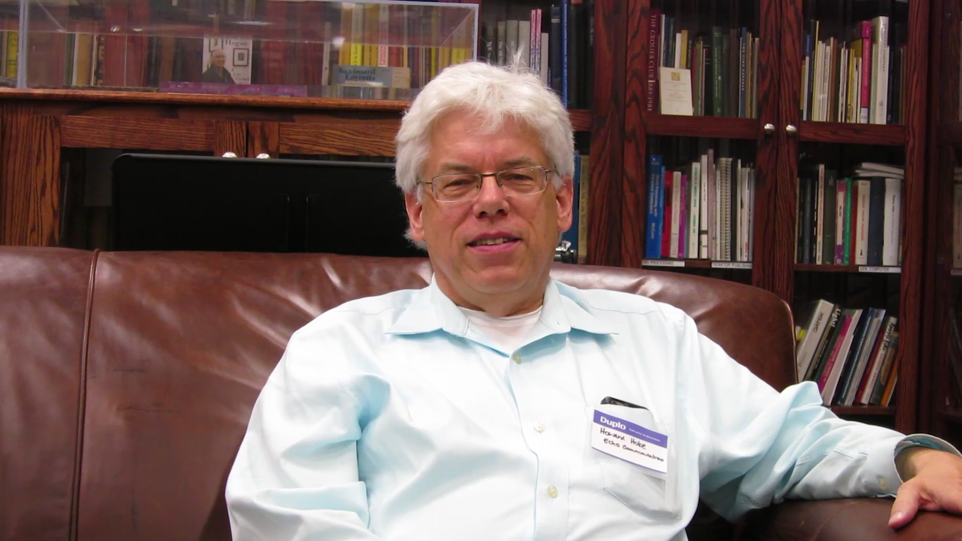 Video preview: Frank Interviews Echo Communications Owner Howard Hoke