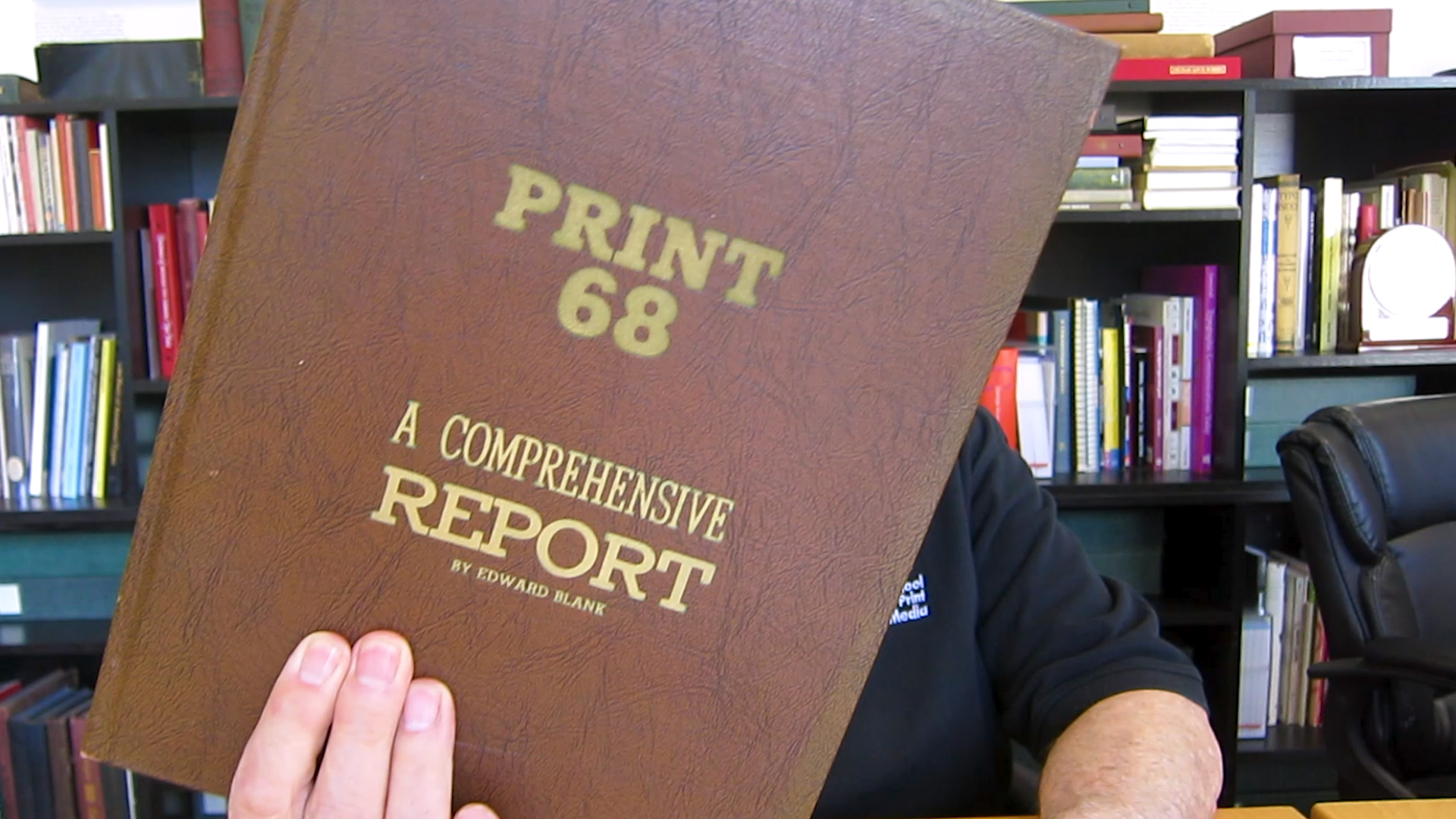 Video preview: Frank Celebrates 50 Years of PRINT