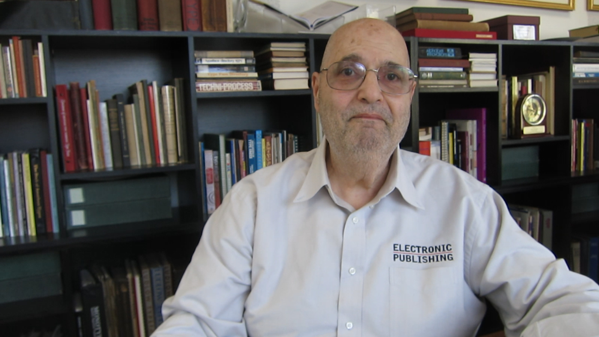Video preview: Frank Celebrates a Quarter-Century of Digital Color Printing