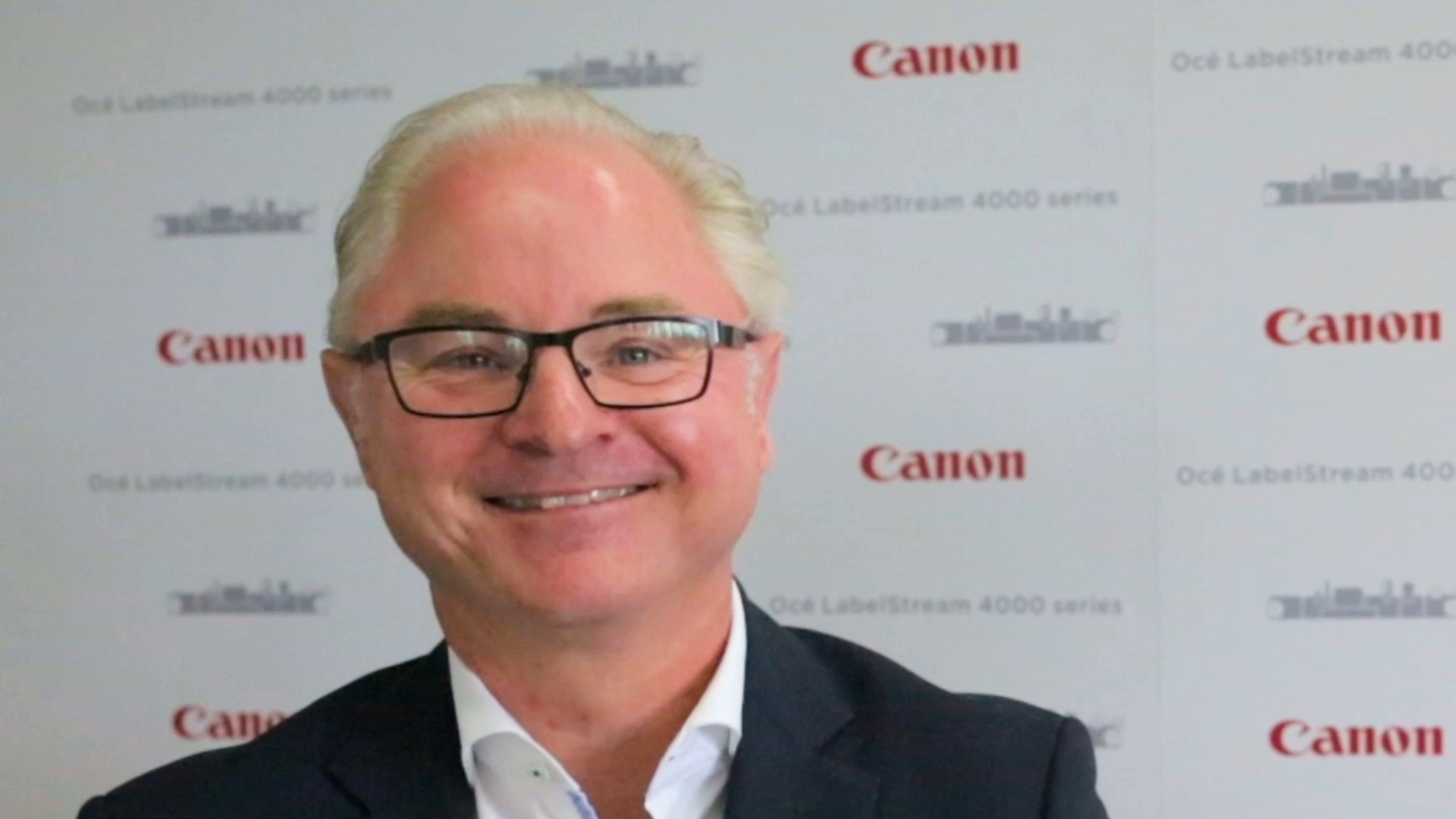 Video preview: Update on Canon Océ Product Strategy