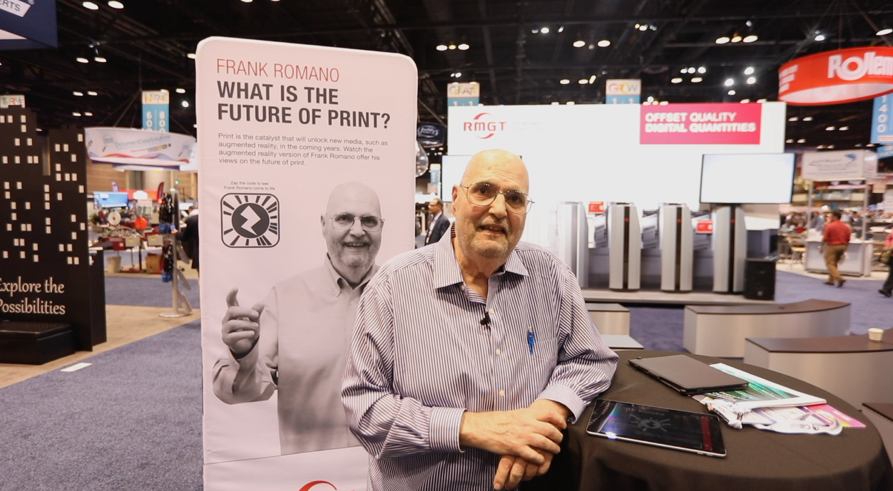 Video preview: Frank-ception: Taking On a New Dimension at PRINT 18