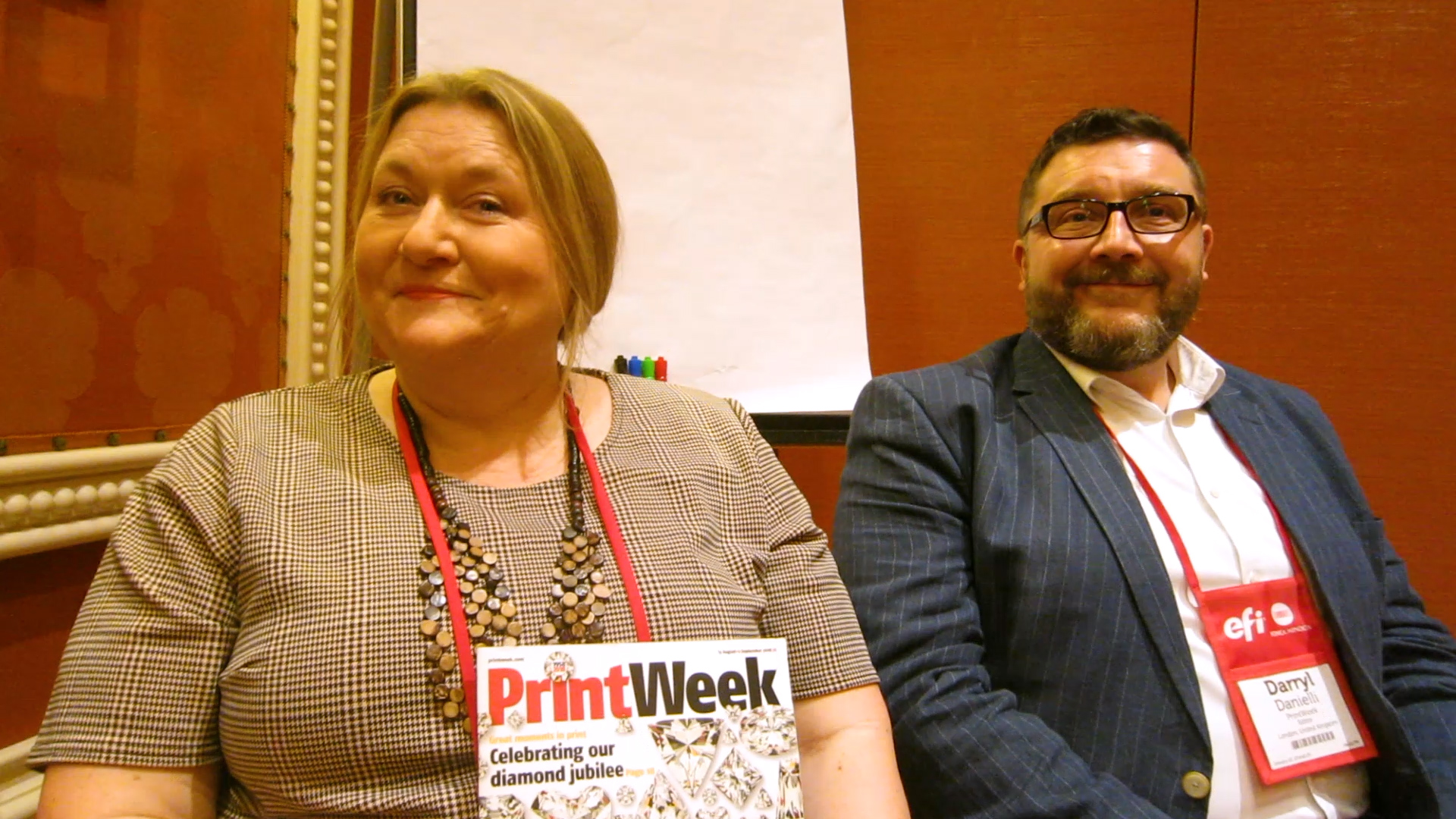 Video preview: Print Trends UK