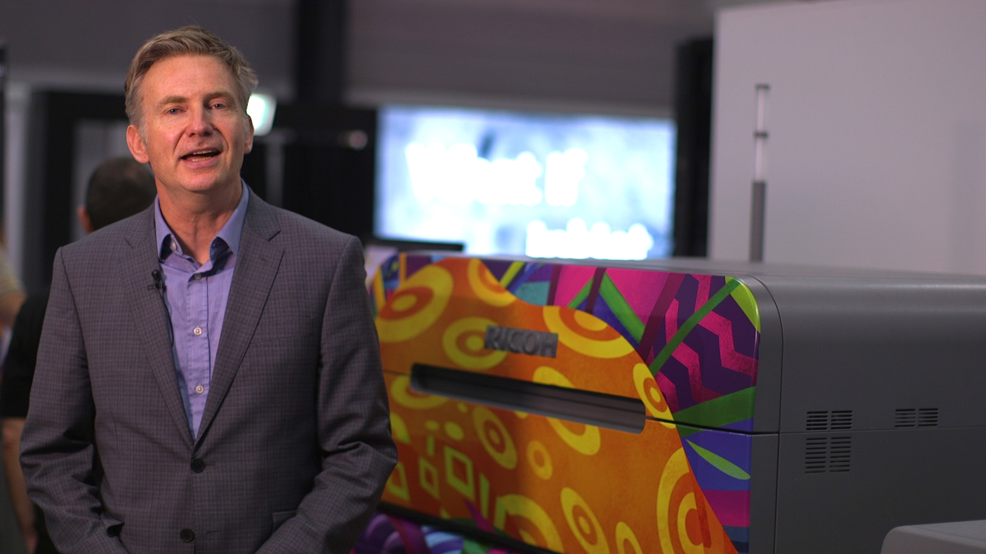 Video preview: Ricoh Presents Latest Printing Innovations at Hunkeler Innovationdays