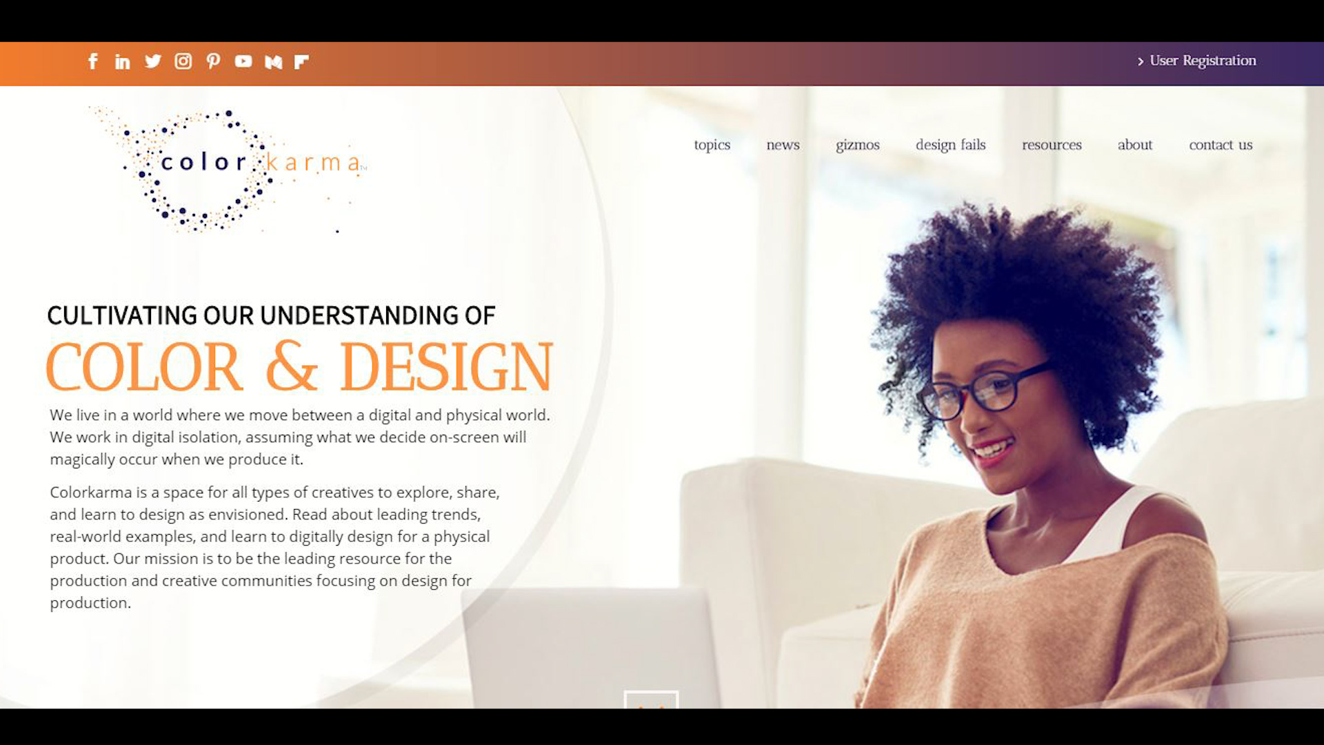 Video preview: Shoshana Burgett Launches Colorkarma, A Resource for Designers