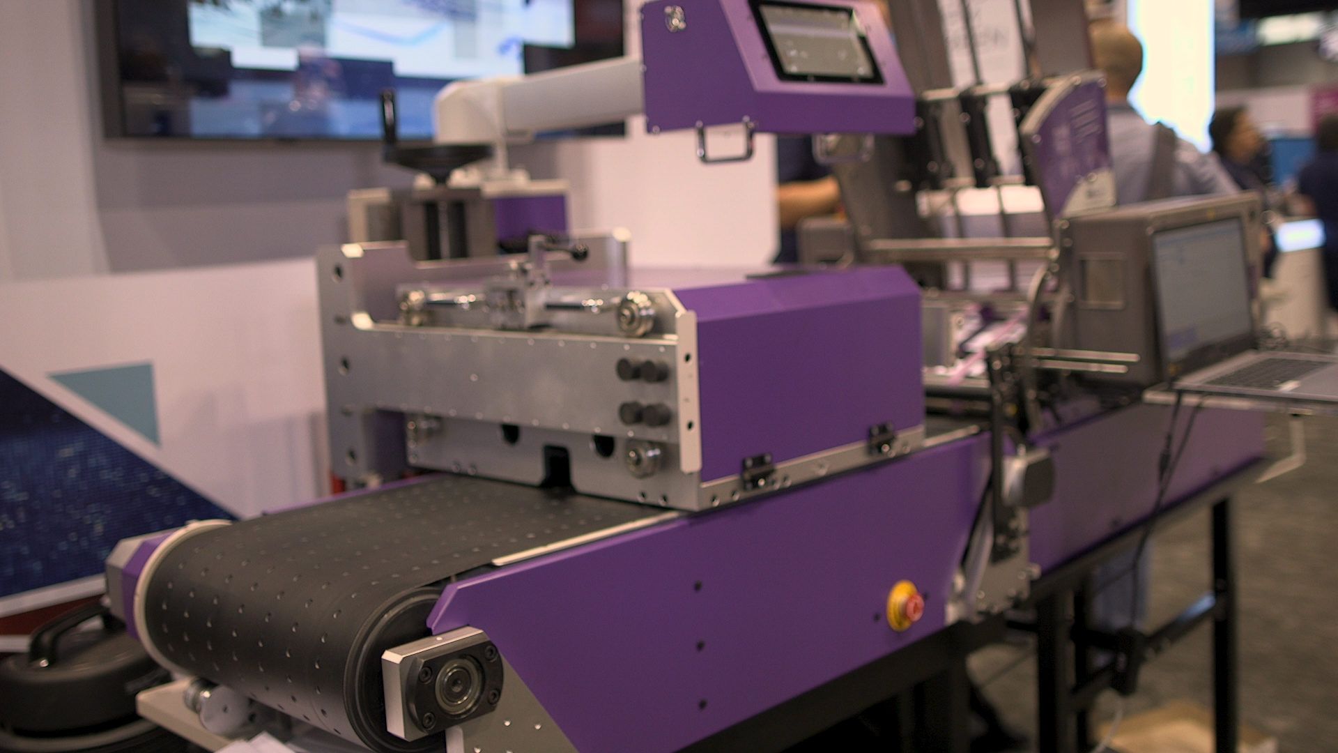 Video preview: Xanté launches their new full color specialty printing solution based on HP FI-1000