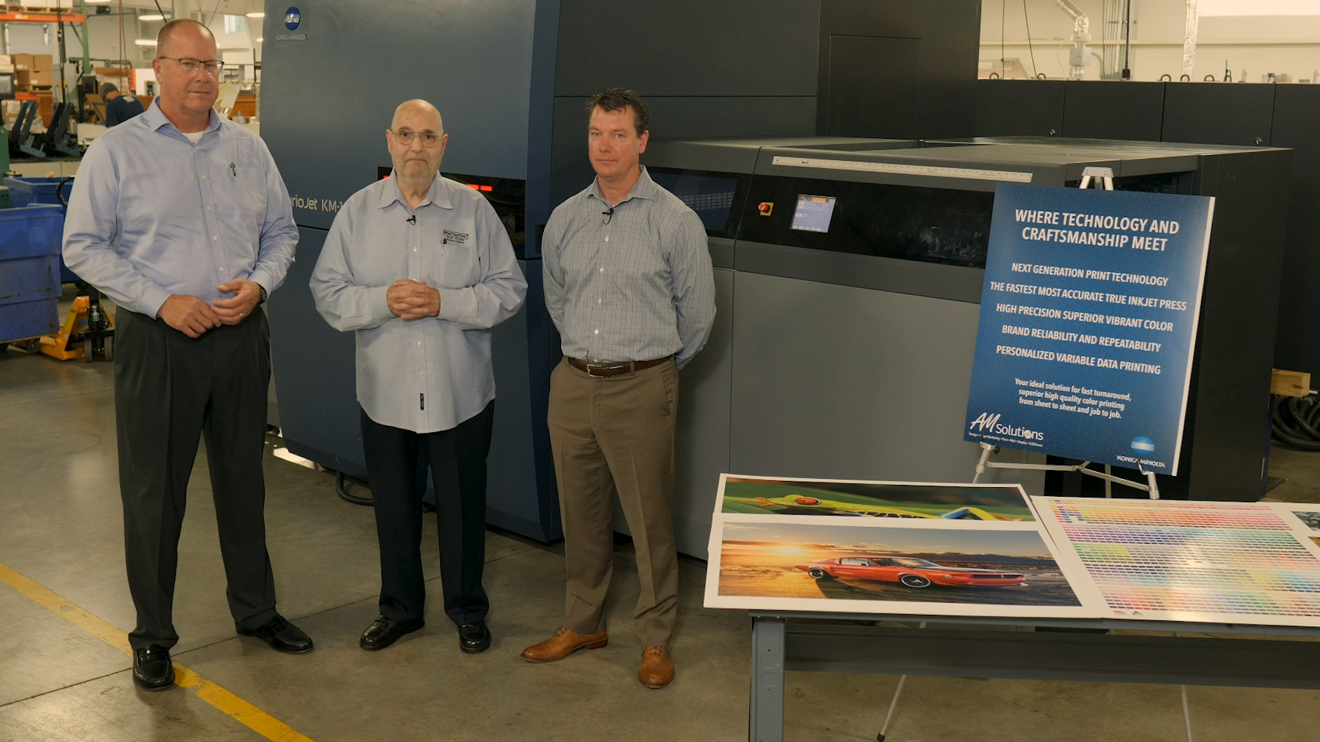 Video preview: Frank and the Future of the Printing Press (Part 1)