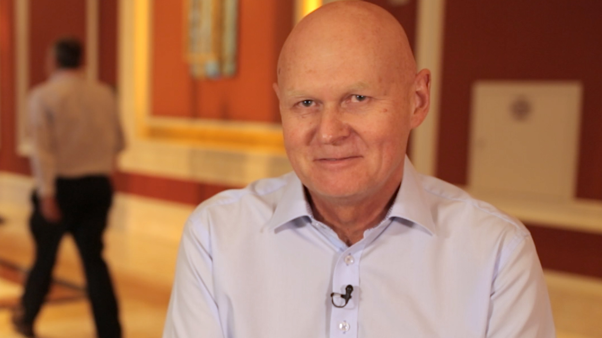 Video preview: Industry Veteran Doug Edwards Joins EFI