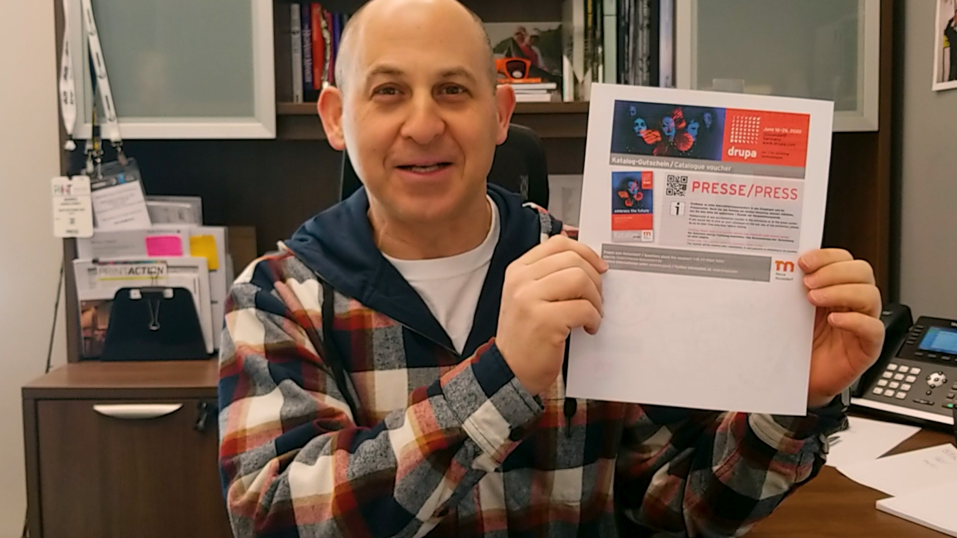 "Video preview: Warren Werbitt Says, ""Happy New Year!"""