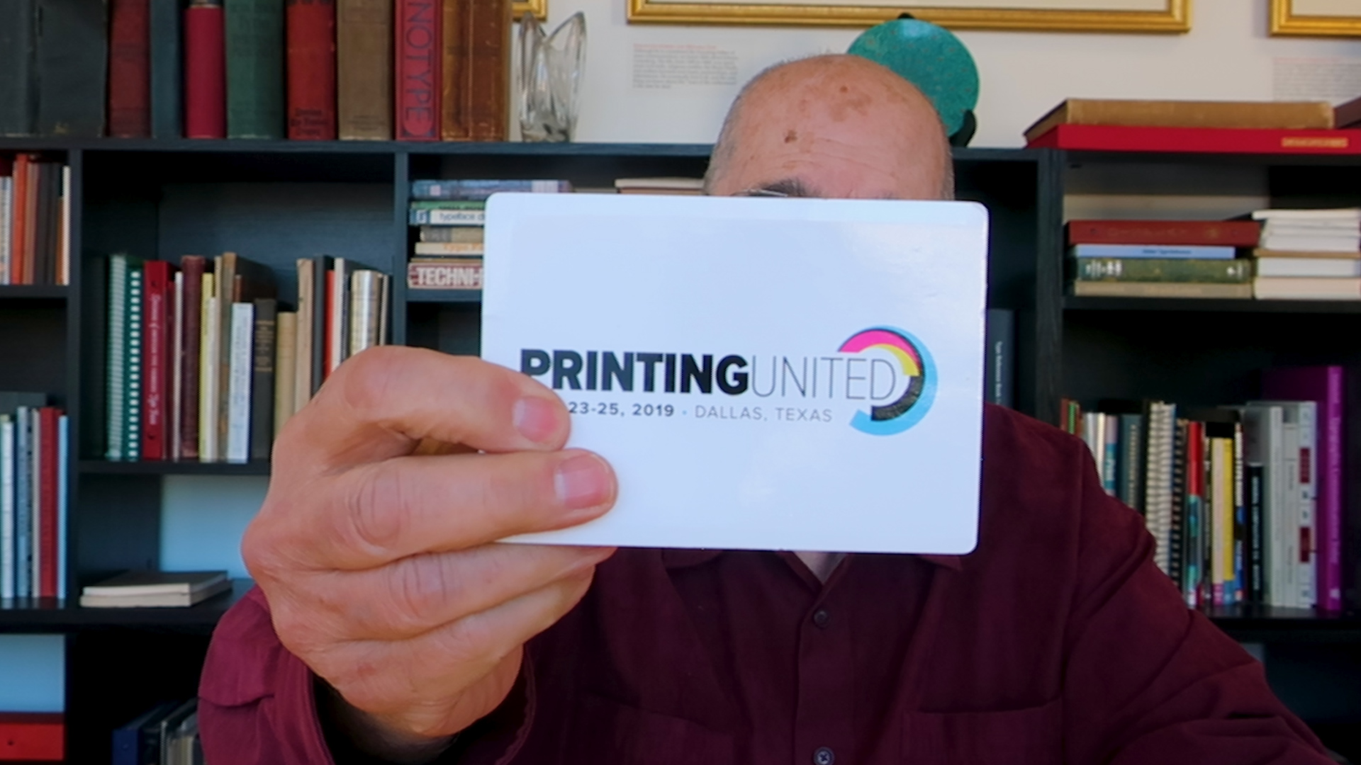 Video preview: What's In a Name? Printing!