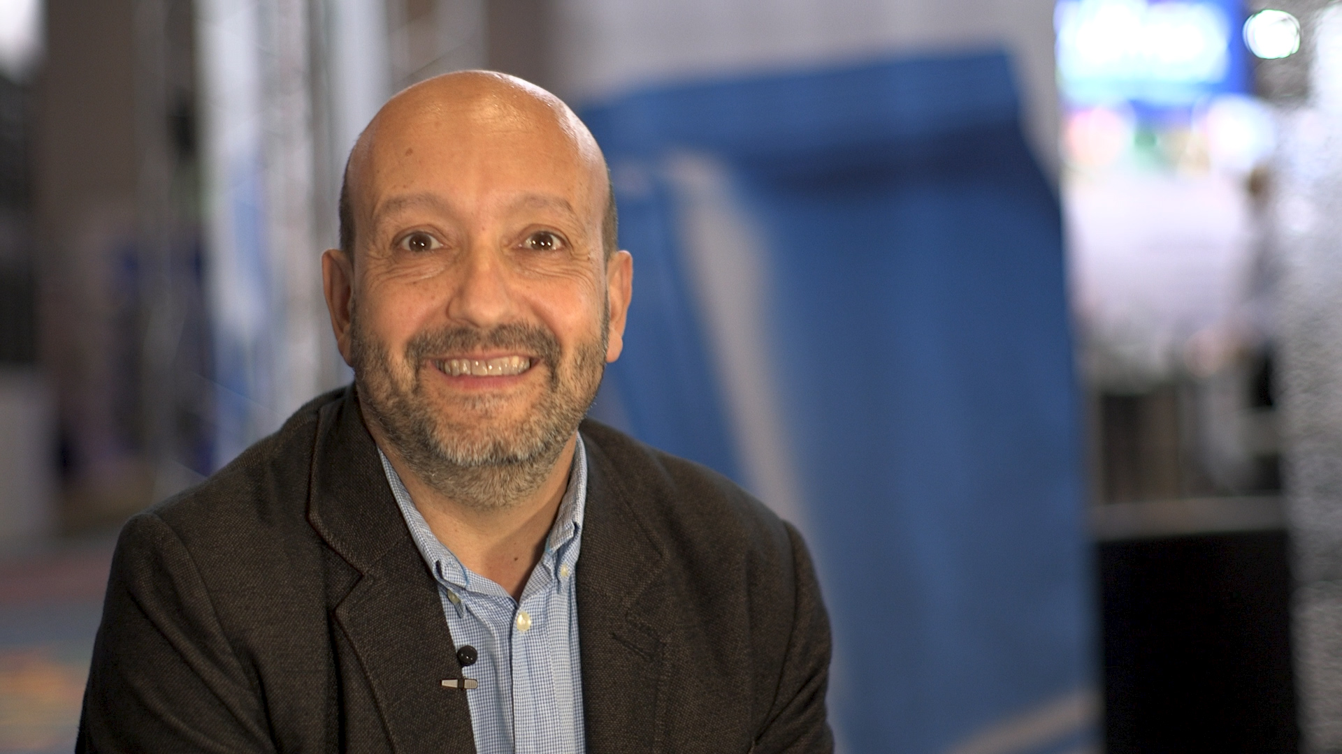 Video preview: Comexi's Jordi Puig on Energy-Curing Ink for Flexo