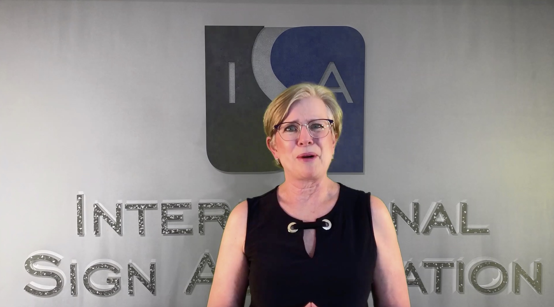 Video preview: Lori Anderson on Cancellation of ISA International Sign Expo 2020