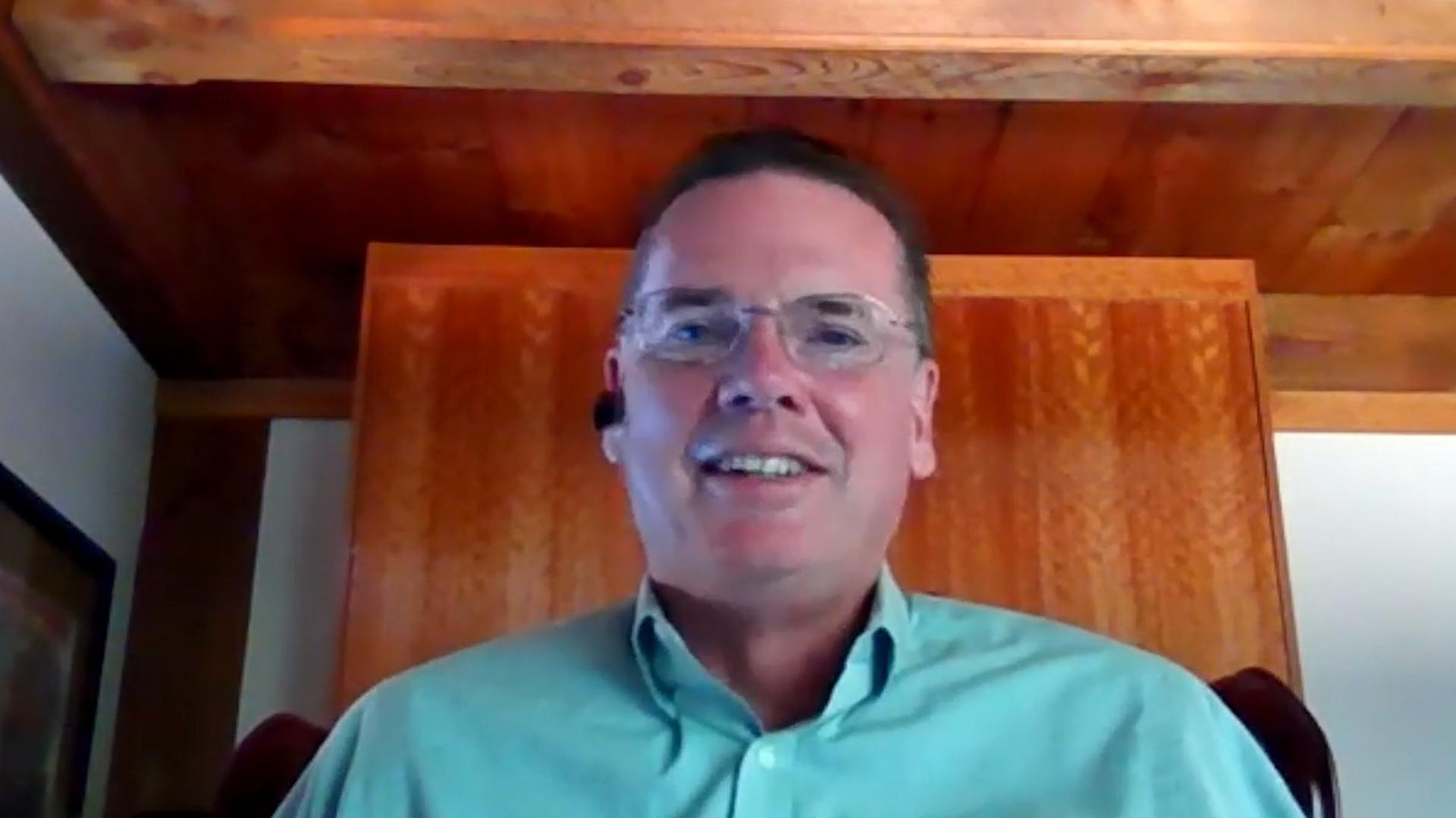 Video preview: Scott Schinlever Returns to EFI
