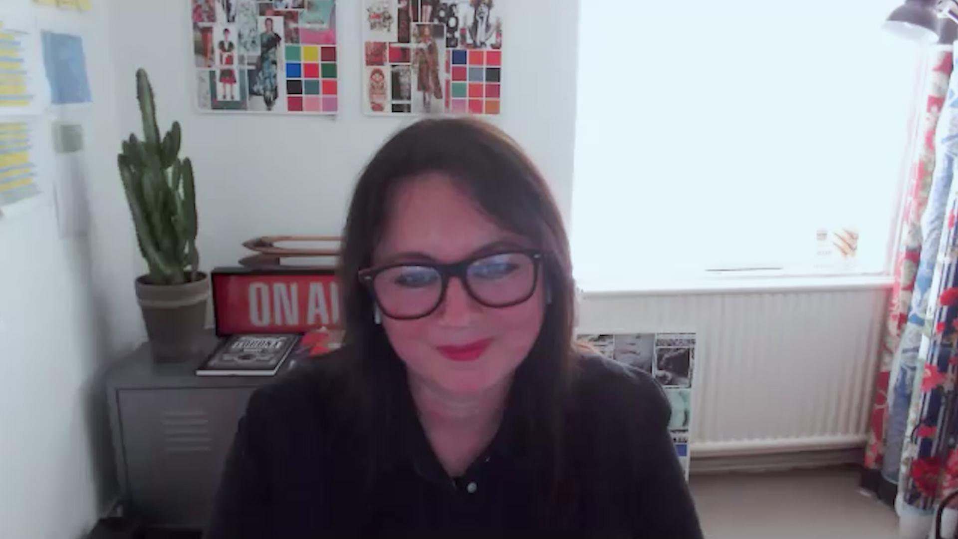 Debbie McKeegan Talks Textiles Sustainability