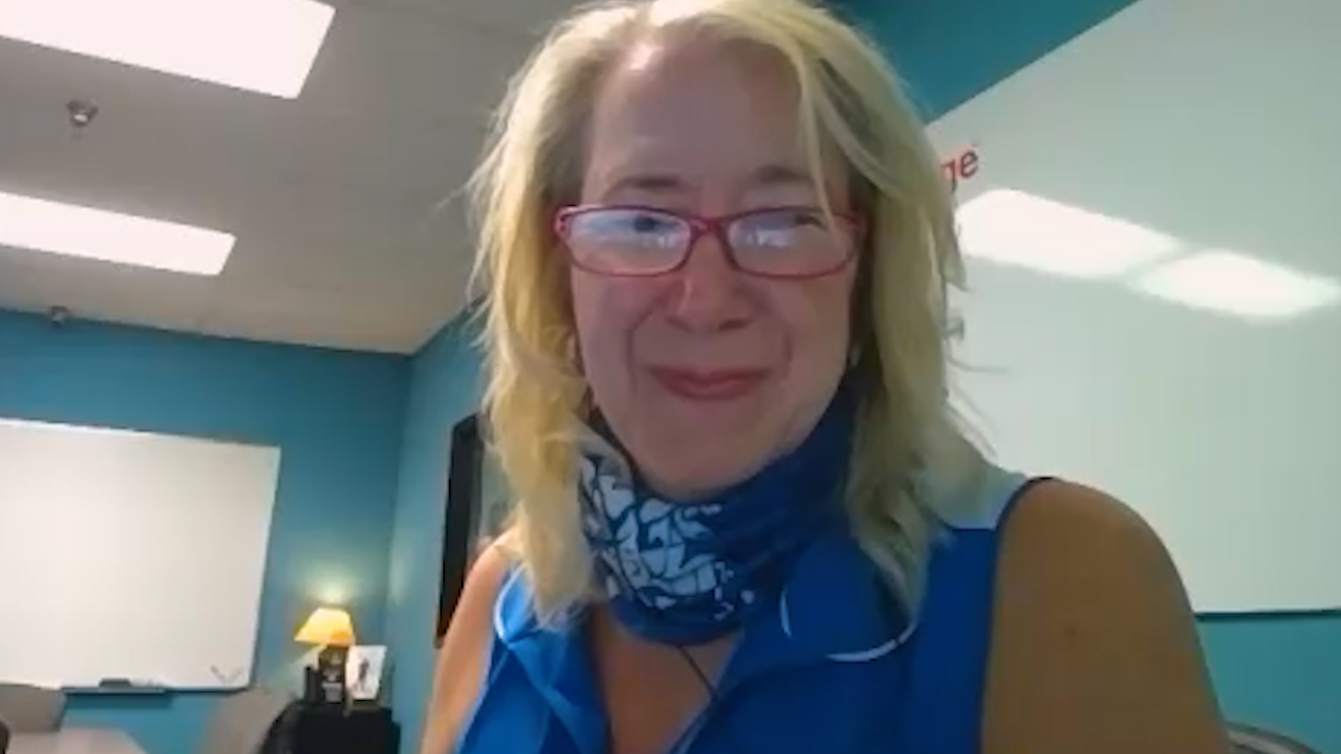 Video preview: Warren Werbitt Goes Printer to Printer with NextPage's Gina Danner