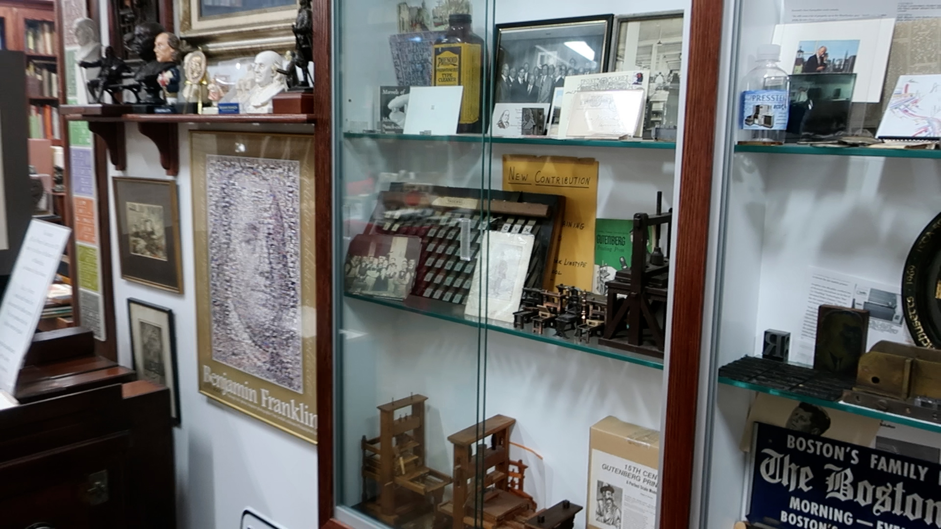 Video preview: Franks Cabinet of Wonders