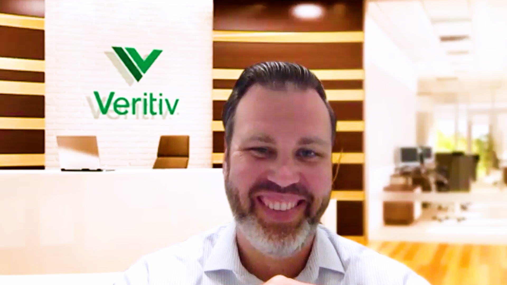 Matt Reddington Introduces Veritiv Vine