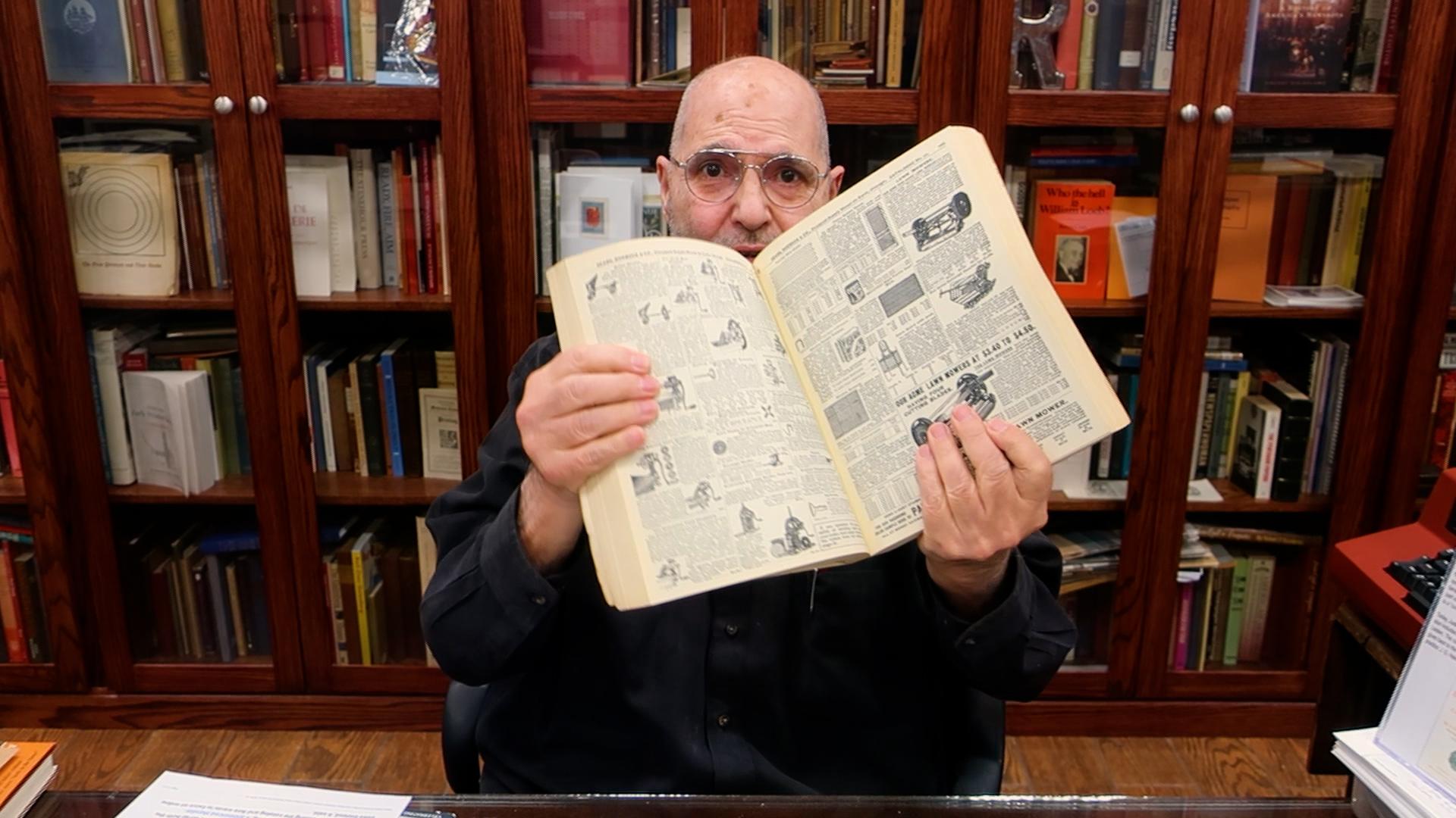 Video preview: Frank Catalogs Catalogs